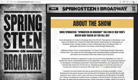 SpringsteenSite