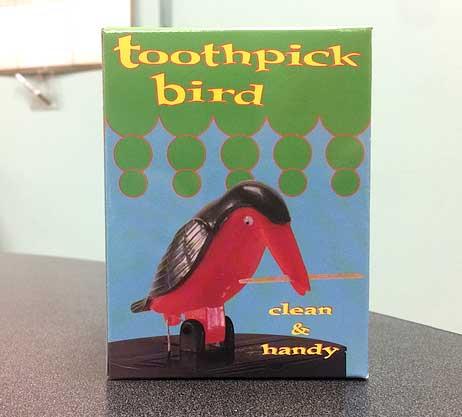 ToothpickBirdFront